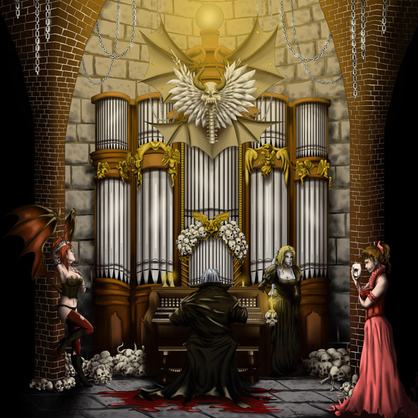 Castlevania: The Nocturnal Cantata