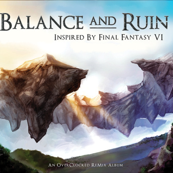 Balance and Ruin album cover