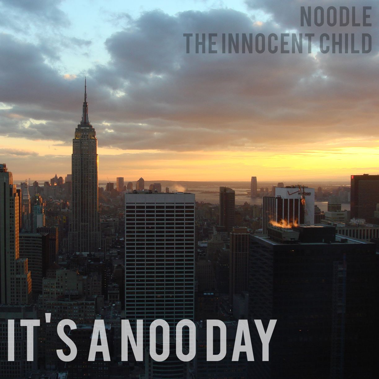 It's a Noo Day (alternate cover)