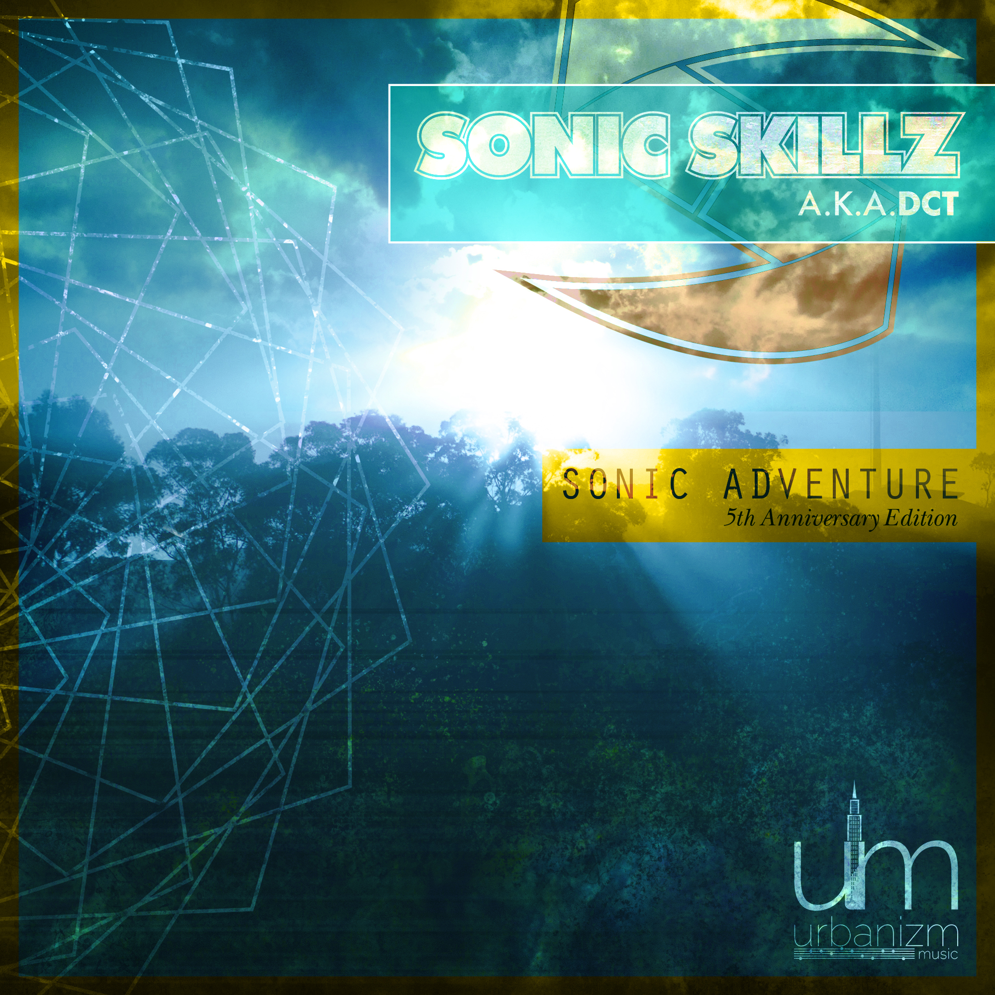 Sonic Skillz - Sonic Adventure (5th Anniversary Edition)